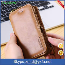 Mix color mobile phone case for Samsung s7 edge, for Samsung galaxy s7 edge wallet leather phone case