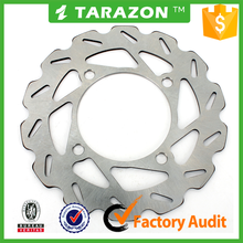 220mm Quad brake parts front disc rotor for YAMAHA YFM 550/700