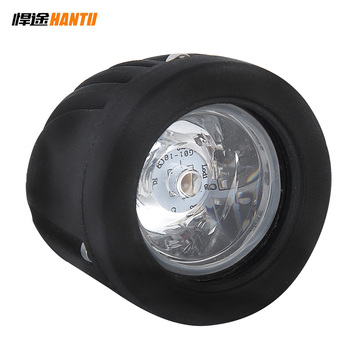 10w round shape led work light