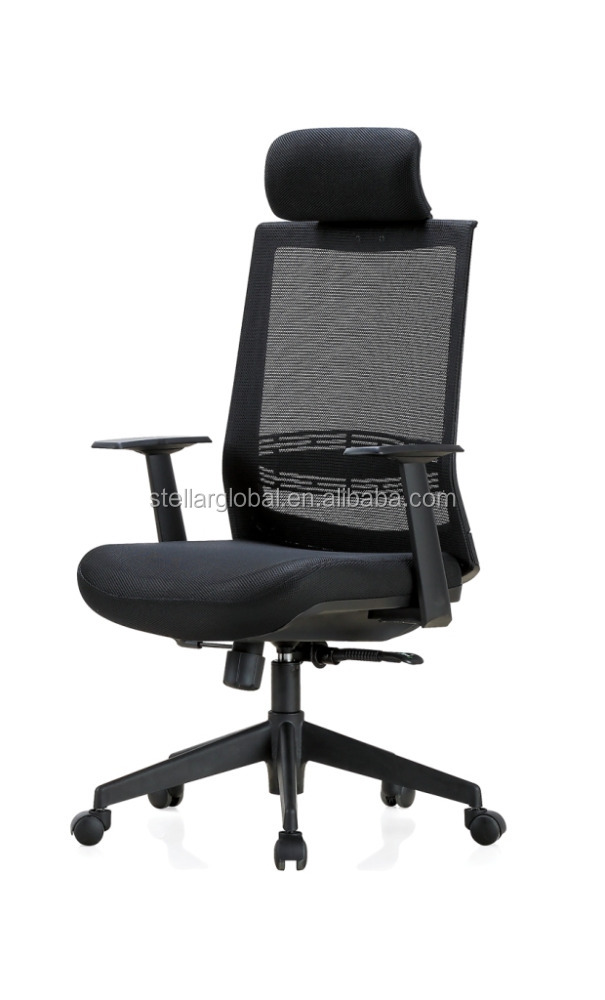 Stellar HT7079AF Office Products High Back Executive High Quality Office Chair
