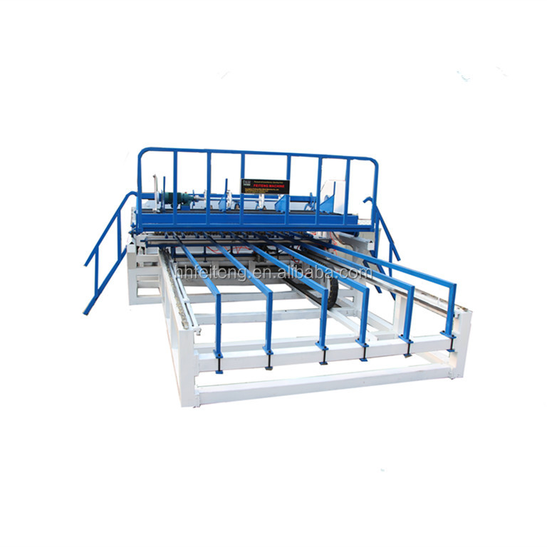 BBQ Welded Stainless Steel Wire Mesh Machine