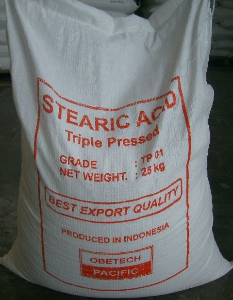 Stearic Acid Tripple Pressed