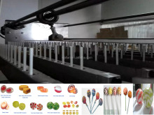 Waifan New paper lollipop stick making machine