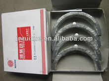 weichai spare parts crankshaft stop washer 81500010125 diesel engine crankshaft thrust washer