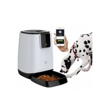 2018 New Smart Wifi automatic pet dog bowls feeder
