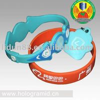 2012 Energy Silicone Rubber Wristband Timepieces