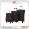 "2016 hot selling trolley luggage travel bag 20""24""28"" soft luggage case nylon travel luggage case"