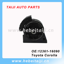 professional manufacturer of automotive for toyota corolla e120 parts engine mount 12361-16090