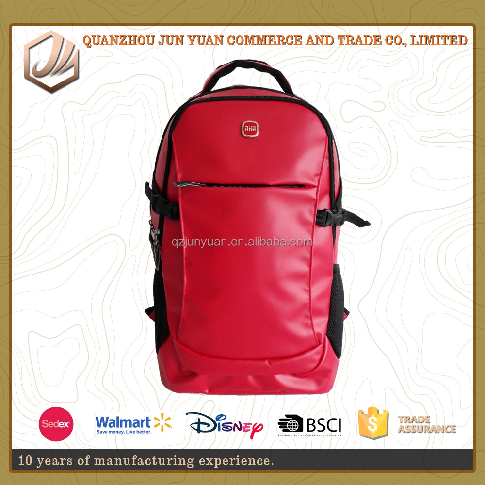 Utility laptop backpack with tarpaulin laptop bags for women