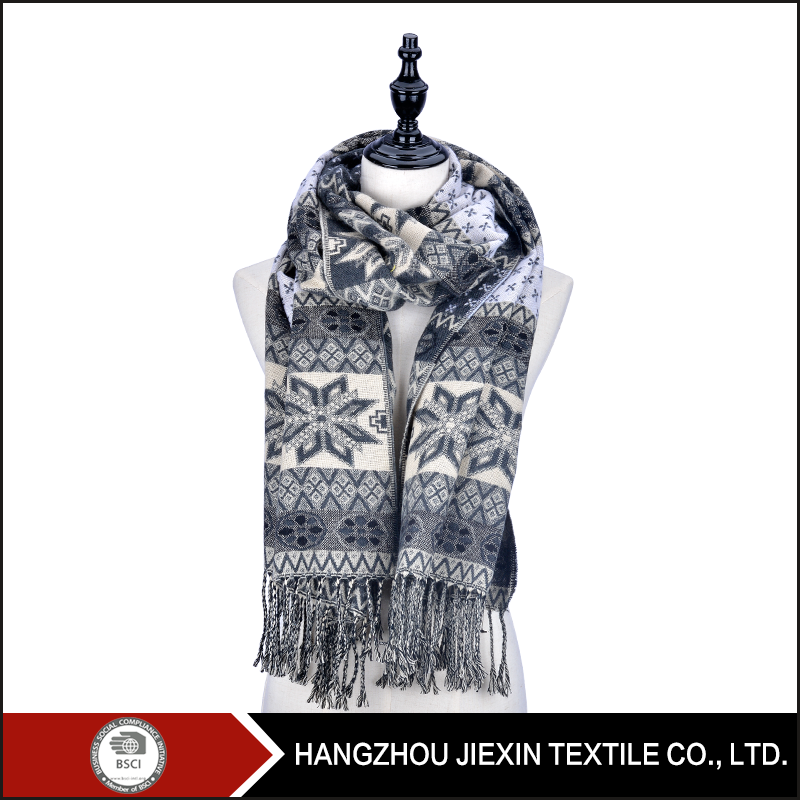 Manfacturer high quality more design and colour scarf