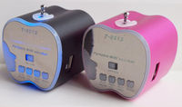 Promotional gifts with fm radio usb tf card slot portable mini speaker