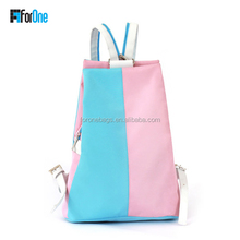 Small backpack for leisure with unique style For College Teenage Girls