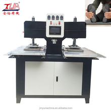 New type silicone socks badge making machine