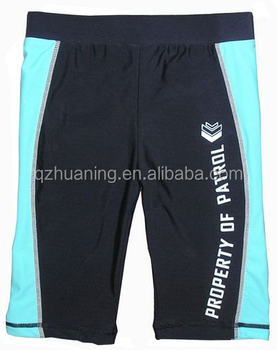 Boys Cool Long Pants of Kids Swimwear