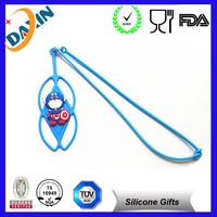 2015 universal mobile neck strap hit silicone phone accessoires