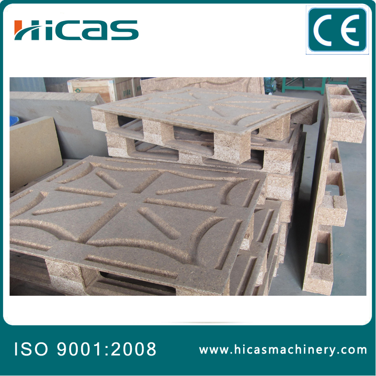 HICAS European Standard Compression Wooden Pallet