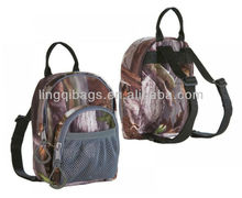 Unique real tree camouflage book bag kids mini backpacks bags