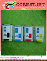 Refillable ink cartridge 14 for HP 7110/7130/7140xi