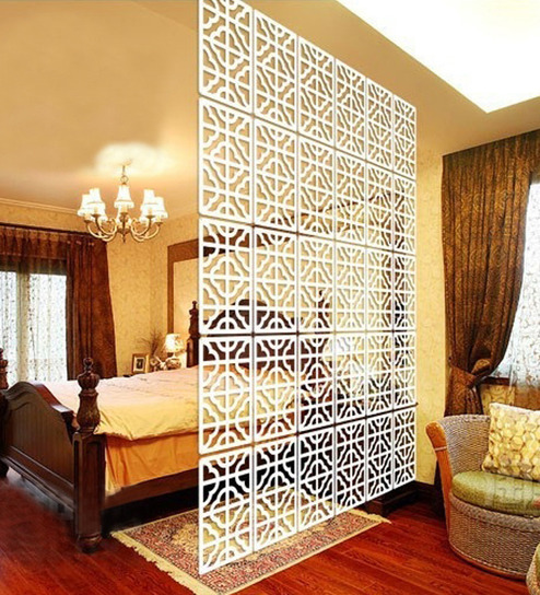 wholesale new style beautiful high quality acrylic room divider