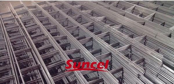 Cmu Block Wire : Suncel masonry brick block joint reinforcement truss wire