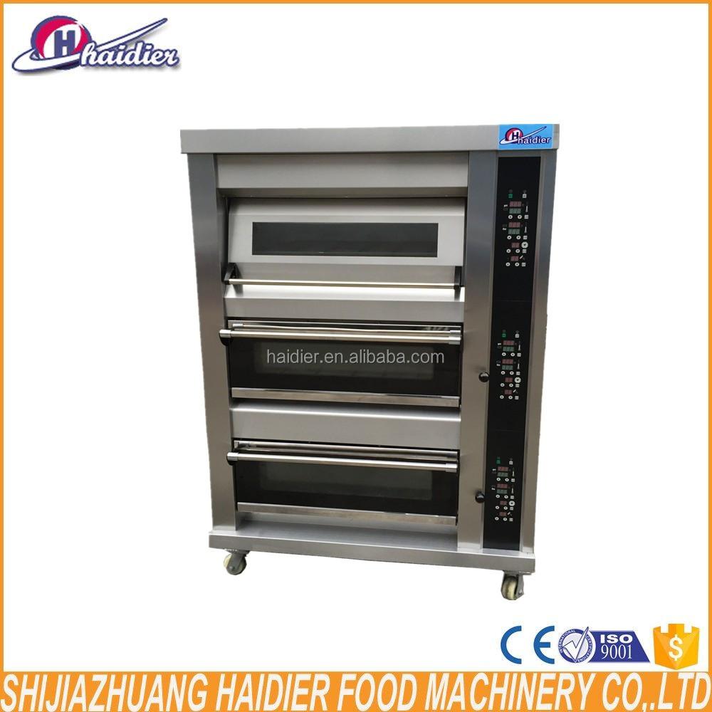 Deck Oven Bread