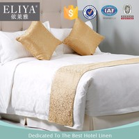 ELIYA soft and comfortable satine quilted bedspread for star hotel
