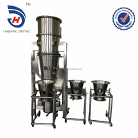 GMP Designed Granulator Fluid Bed Dryer