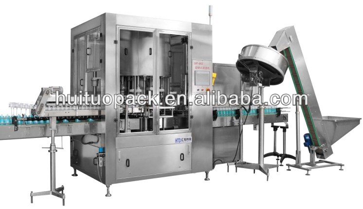 Alibaba hot products Full automatic rotary capping machine cheap goods from china