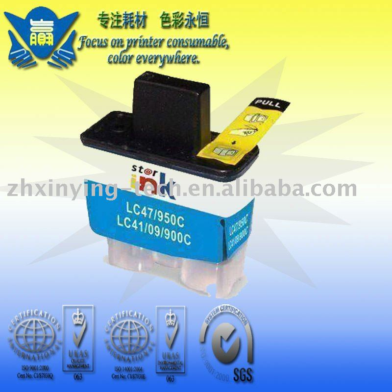 Compatible for Brother LC09 ink cartridge for FAX-1835C/1840C/1940CN/2440C