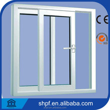 Sliding aluminum window for office(PF-80)