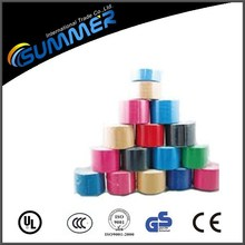 High quality muscle tape tape in China/Nantong pu foam sports tape/Jiangsu elastic band-aid