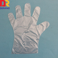 Eco-friendly biodegradable pe gloves