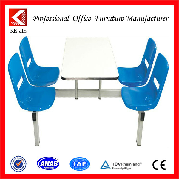 restaurant fruniture canteen cafe frp table and chair square table furniture outdoor wicker dining table and chairs