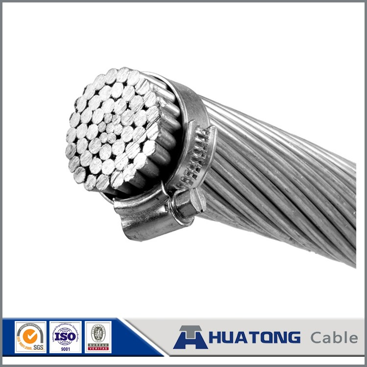 China manufacturer acsr bare aluminum stranded conductor steel reinforced cable or wire