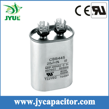 air conditioner and refrigeration polypropylene film capacitor cbb65a 1 35uf