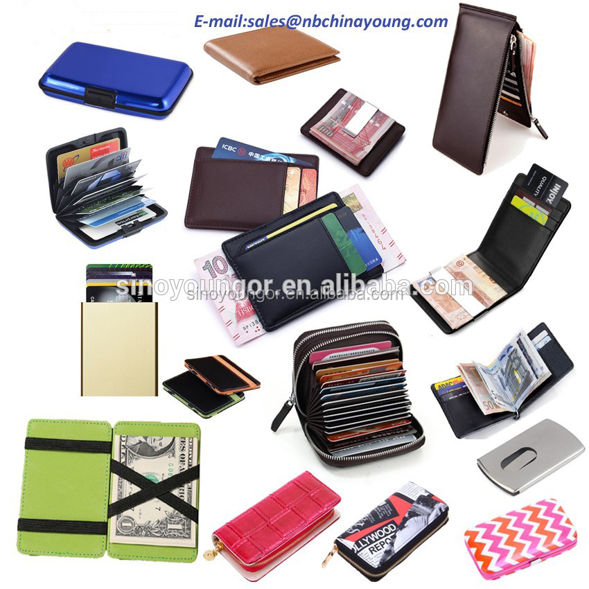 New arrive ID business Credit card holder