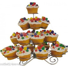 cupake Rack 4 tier round cupcake stands cupcake stand covers cupcake wedding cake stands