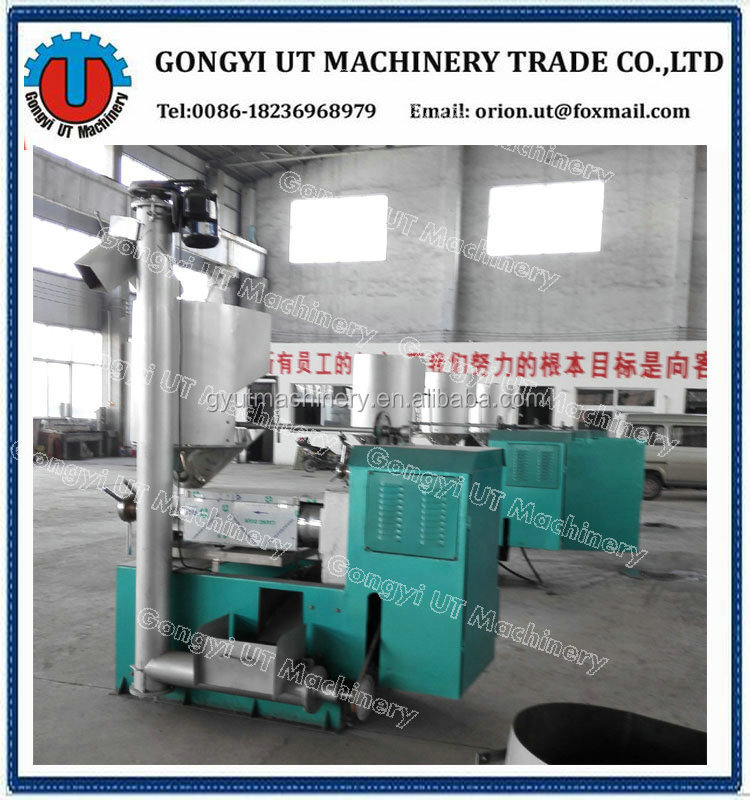 Multifunction screw oil expeller /oil mill/oil pressing/ peanut cotton,rape seed/sunflower seed price