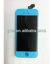 For iPhone 5 5G LCD Digitizer Touch Screen Assembly Blue