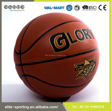 New design fashion low price branded basketball , rubber basketball size 7 , custom basketball ball