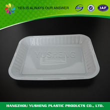 Latest design environmental plastic vegetable tray