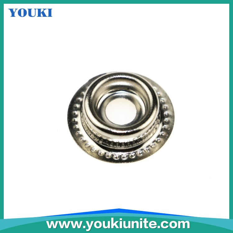 Metal Press Snap Button With Customized Design YKBT-2001