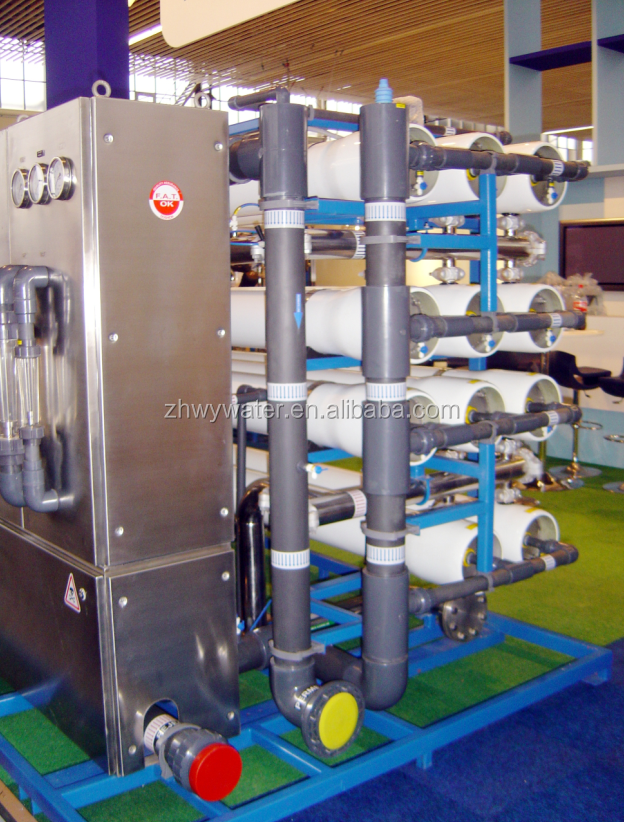 Reverse Osmosis Desalination Filter Water Purifier Facility
