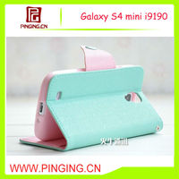 Galaxy S4 mini i9190 Case Cover ,S4 mini Wallet case