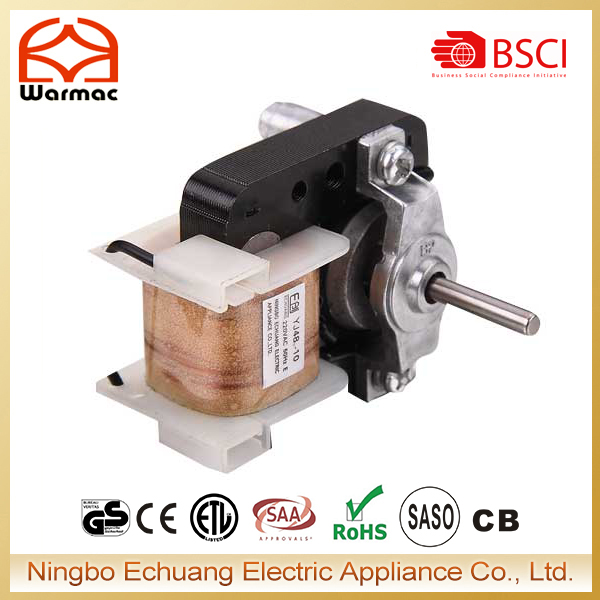 China Wholesale tubular single phase asynchronous motor