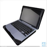 Protective leather case for ASUS Transformer Book T100 tablet cover