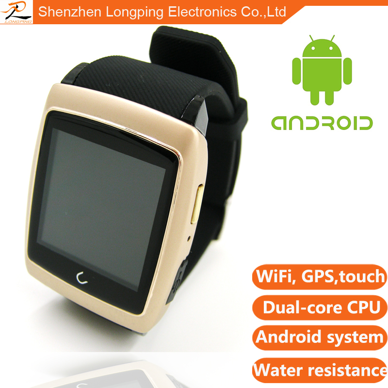 2015 new arived,bluetooth SIM/TF card android smart watch U18