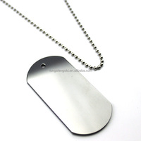 Tungsten Dog Tag,Tungsten Necklace
