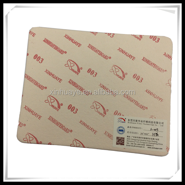 Xinhuaye- 003 1.5mm Durable insole board with different design