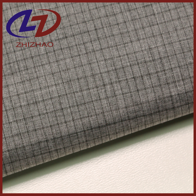 High Quality Polyester Ripstop Woven For Down Coat